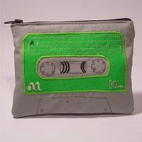 Mixtape purse