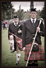 Drum Major Contest (FotoFling Scotland) Tags: man male men fashion freedom scotland kilt glasgow traditional contest scottish event scot mace picnik tartan kilted sporran scotsman glasgowgreen drummajor kiltie upkilt worldpipebandchampionships kiltlad kiltedscotsman kiltedman tartankilt
