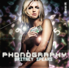 Phonography - Britney Spears (K3yN) Tags: music hot colour sexy face mobile star design nokia graphic princess spears circus telephone movil pop ring gimme numbers porn bitch boob britney phonography