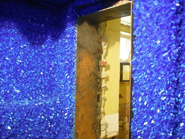 SEIZURE, Artangel installation, Roger Hiorns