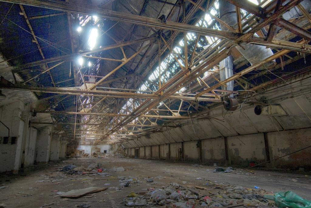 Packard Hangar Bay
