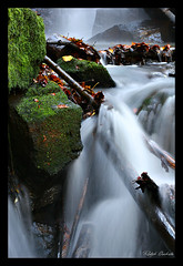 Welzheim waterfall - I (Ralph Oechsle) Tags: creek waterfall moos welzheim