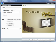 Roxio Easy VHS to DVD Plug&Burn Wizard