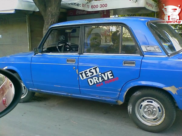 Fotofreddos Test Drive