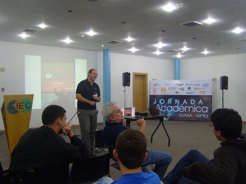 Gamexpo: Jornadas académicas