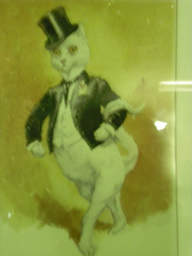 Gay Cat Paintings