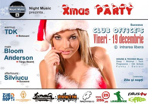 19 Decembrie 2008 » Xmas Party