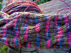 Inside Out sock, STR mill ends