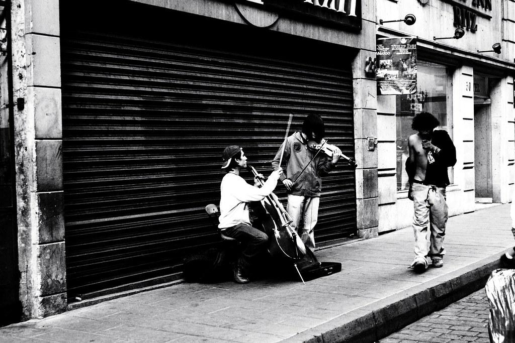 Adagio para cuerdas a un indigente...