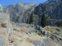 Delphic Ruins