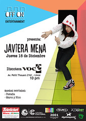 Javiera Mena En Vivo Concierto Lima Peru