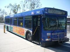 North County Transit District Breeze New Flyer...