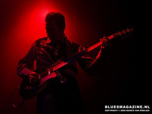 The Rhythm Chiefs - 12 December 2008 (Groene Engel, Oss, Netherlands)