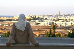 mujer marroqu (ikrdopizana) Tags: woman hijab nia marrakech casablanca marruecos mujeres horizonte rabat pensadora ricardopizana rikardopizana
