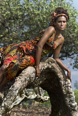 Island life (~Idan) Tags: sea beach fashion amir editorial luqman batik idan devakhi