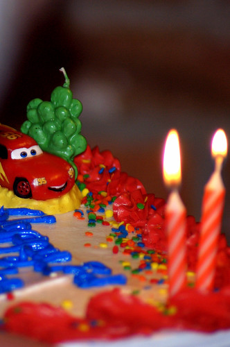 Mmm . . . Cake!