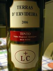 Terras d'Ervideira 2006