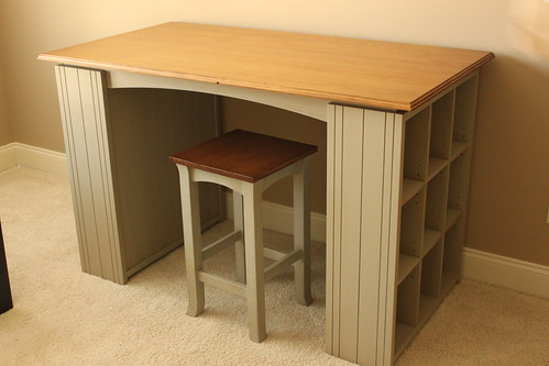 Pier One Project desk