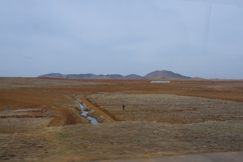 North Korean Countryside