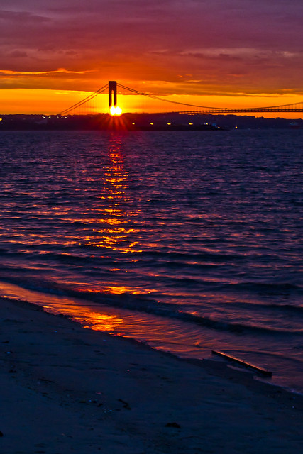 155/365 - June 4, 2011 - Ocean Sunset