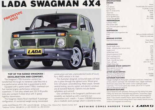 Swagman 4x4