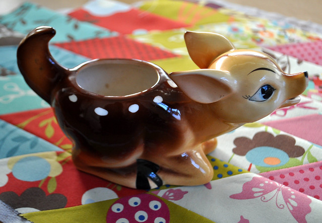 Bambi milk jug