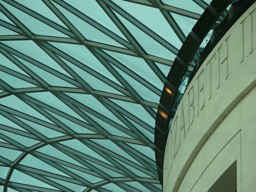 Atrium at the British Museum 3