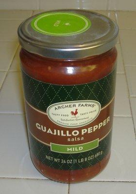Target's Guajillo Pepper Salsa
