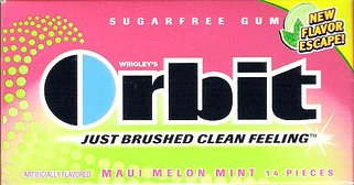 Orbit does it again