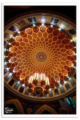 Persian Chandelier (Hussain Shah.) Tags: mall d50 persian nikon dubai uae sigma chandelier dome 1020mm kuwaiti shah hussain ibnbatota aplusphoto muwali