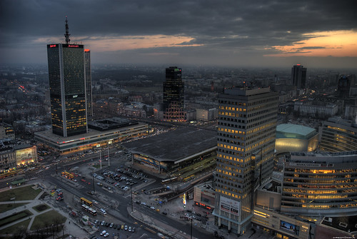 Central Station, Warsaw