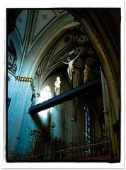 La Cathédrale de Fribourg III par usbdevice