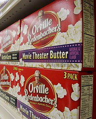 Фото 1 - Один из ингредиентов попкорна