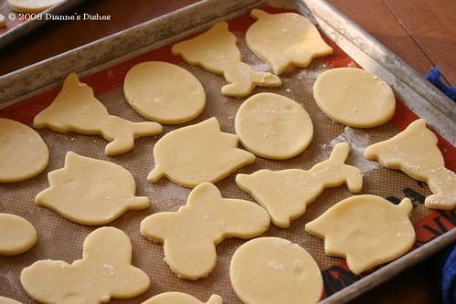 The Perfect Sugar Cookie: Cut Out