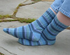 Coastal Socks
