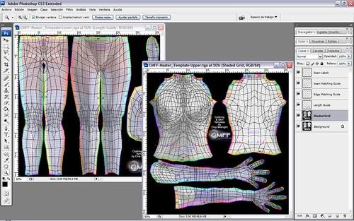 Imagen perdida: Tutorial: Crear ropa para SL