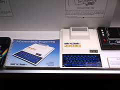 Sinclair ZX80 (Mobile Peppercorn) Tags: sciencemuseum sinclairzx80