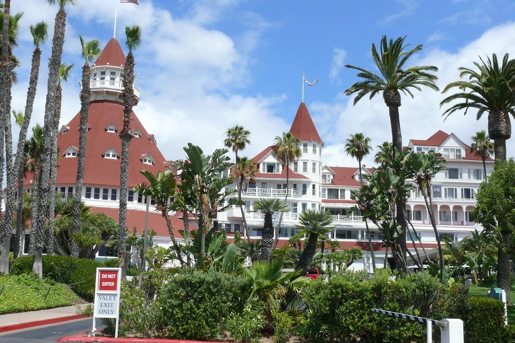 Hotel Del Coronado, Near San Diego