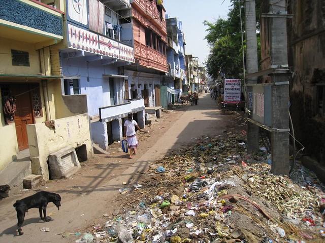 Trash in Gaya