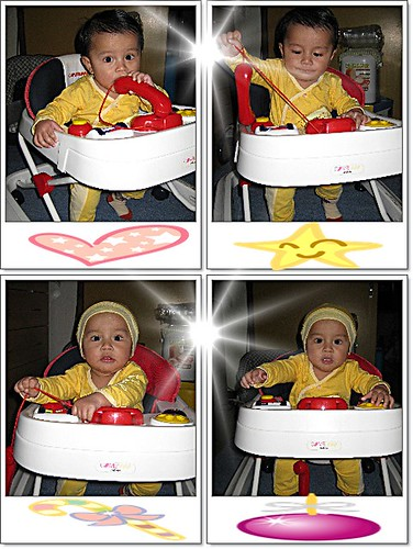 *...Rafiqh and Walker...* & Perbelanjaan untuk seorang anak...