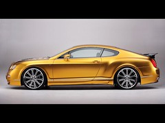 2008 ASI Bentley W66 GTS Gold 6