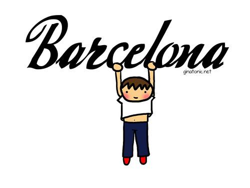 barcelona copas