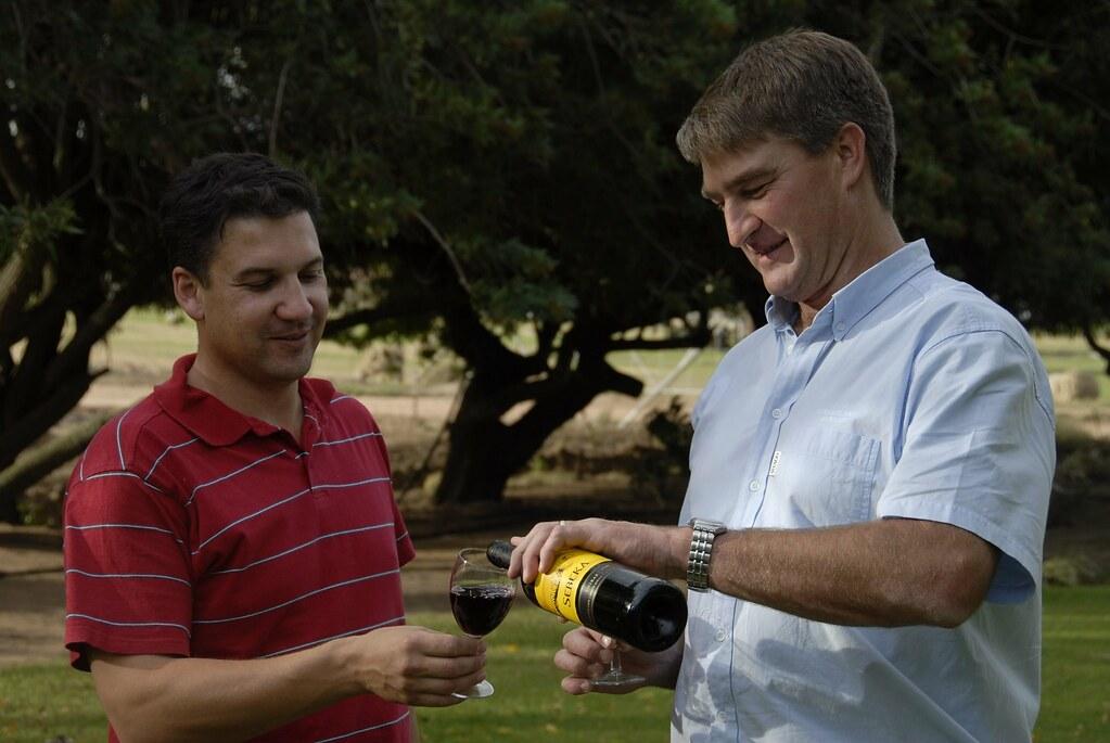 Sebeka Wines - South Africa Press Trip