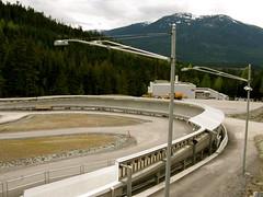 sliding track curve