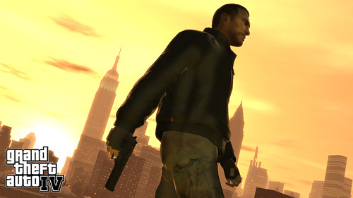 Grand Theft Auto IV by Silvio Sousa Cabral.