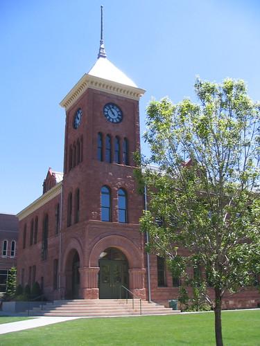 Coconino County Logo. Coconino County Courthouse, Flagstaff, Arizona