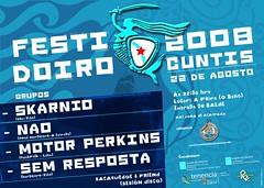 Cartaz Festidoiro 2008