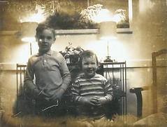 1968 -- Scott and Debborah (swgrmi) Tags: scott 1968 winters debborah