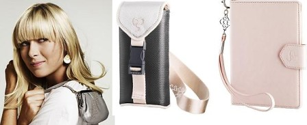 Sony Ericsson and Maria Sharapova to produce girly cellphone accessories
