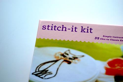 stitch-it kit